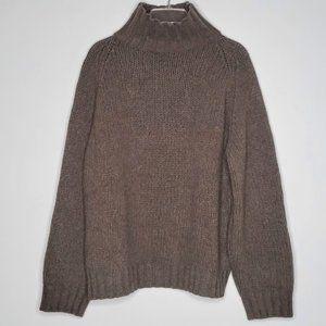 Vintage HUGO by Hugo Boss 100% Extra Fine Merino Wool Chunky Sweater
